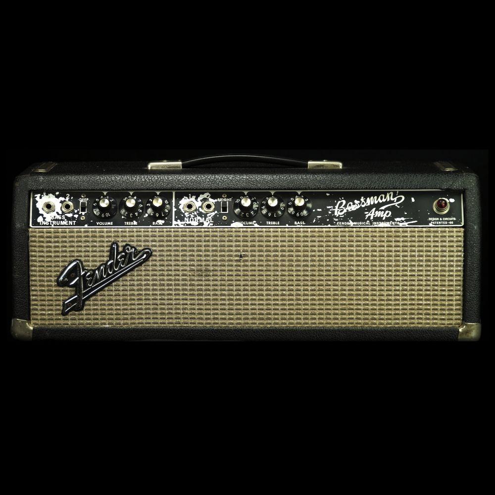 67 Fender Bassman 50 Head