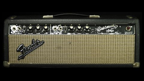 Blues Guitar Lessons - 67 Fender Bassman 50 Head