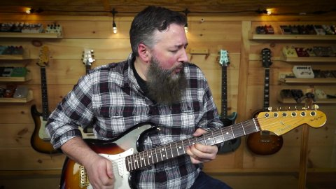 Blues Guitar Lessons - Albert King Bending Crash Course