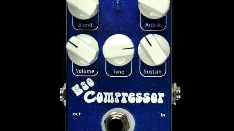 Blues Guitar Lessons - Wampler Ego Compressor
