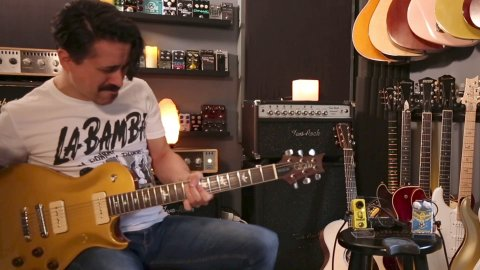 Blues Guitar Lessons - Aggressive 16th Note Picking & Raking, Gary Clark Jr. Style