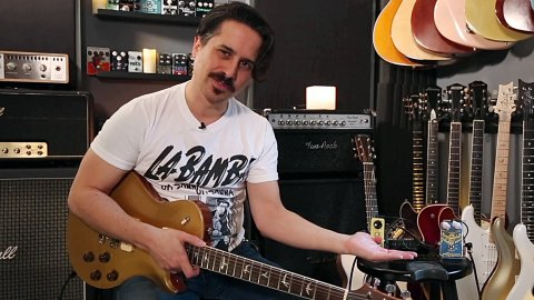 Blues Guitar Lessons - Corey Congilio's Two Favorite Fuzz Face Style Pedals