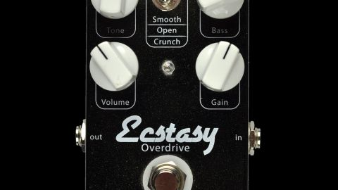 Blues Guitar Lessons - Wampler Pedals Ecstasy Overdrive