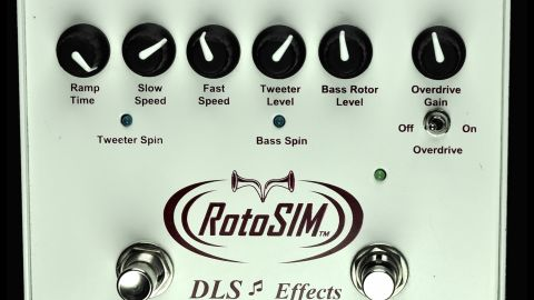 Blues Guitar Lessons - DLS Effects RotoSim