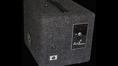Blues Guitar Lessons - AxeTrak Isolation Cabinet