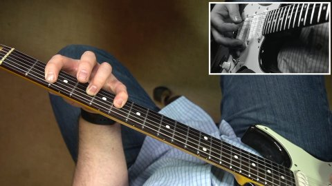 Blues Guitar Lessons - My 5 Favorite Easy Blues Turnarounds