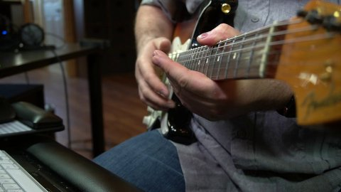 Blues Guitar Lessons - My Texas Blues Strat Buying Advice