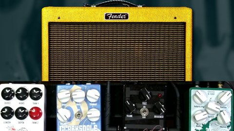 How To Use A Fender Blues Junior With Pedals