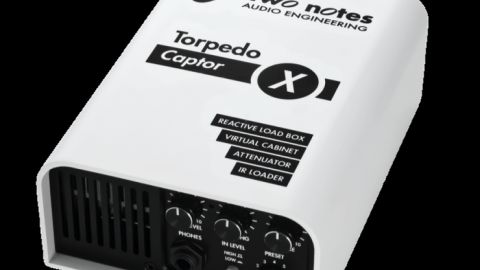Two Notes Torpedo Captor X