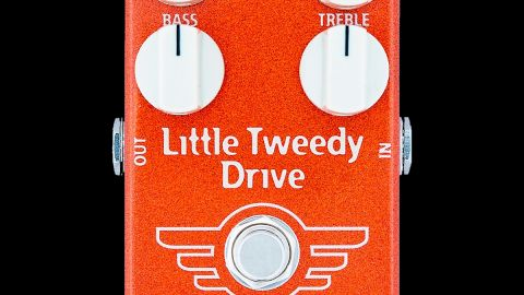 Blues Guitar Lessons - Mad Professor Little Tweedy Drive