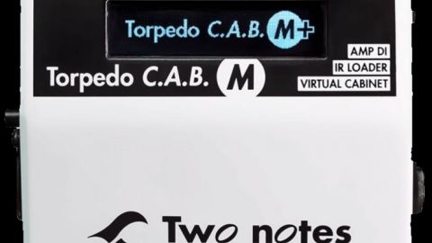 Two Notes Audio Torpedo C.A.B. M+