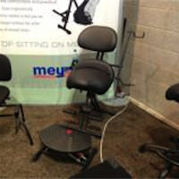 Mey America Guitar Chair