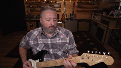 Mixing Blues Rhythm & Lead: Lesson 1 Preview