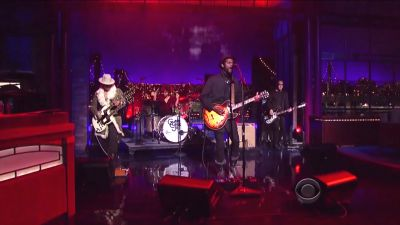 30+ Years of Blues Rock On Letterman