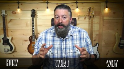 The What, Why & How Of Your Guitar Journey