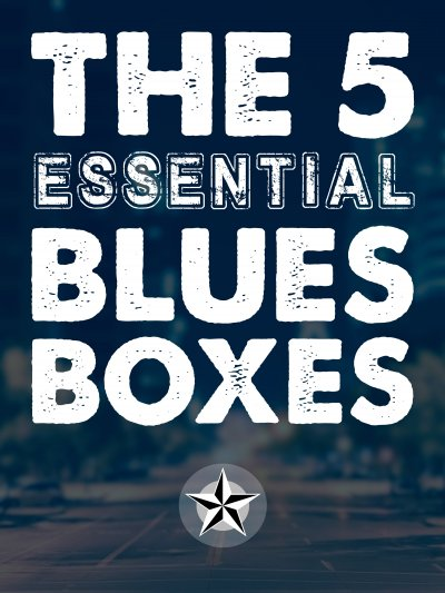 5 Essential Blues Boxes