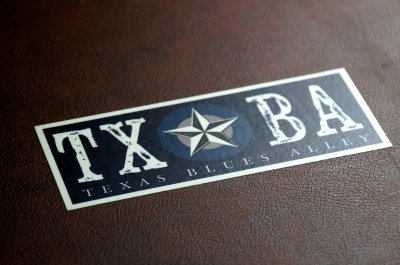 TXBA Stickers 5-Pack