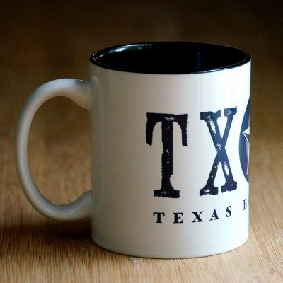 TXBA Logo Coffee Mug